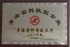 青海省科技型企业